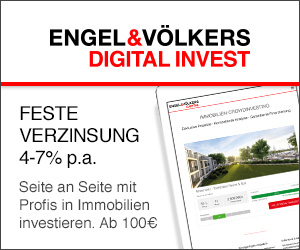 Engel & Völkers Capital – Immobilien-Crowdinvesting