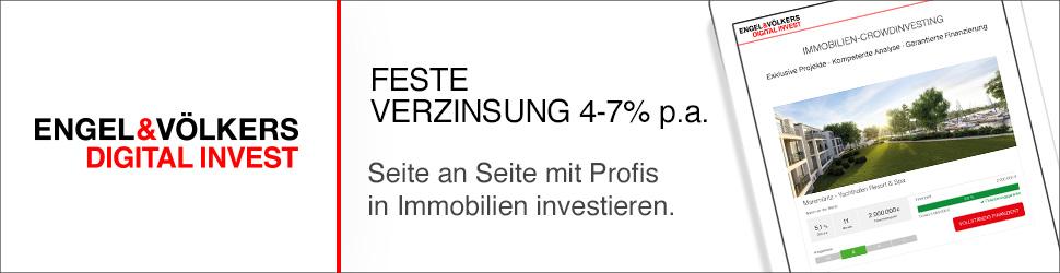 Engel & Völkers Digital Invest – Immobilien-Crowdinvesting